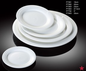 Castillo Oval Plate 20cm