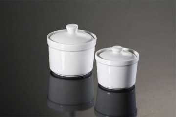 Sugar Bowl with Cover 4.5