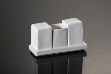 H.P Ivory / SALT& PEPPER (color box)