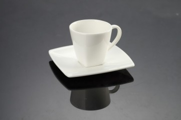 Saucer For Meena Round Coffee Cup 90cc